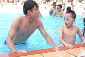 Chuyên gia hướng dẫn luyện tập cách thở khi bơi chuẩn nhất