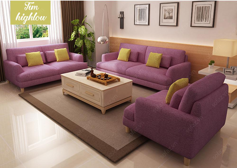 """Sofa góc – đồ nội thất đang """"chiếm lĩnh thị trường"""" trong thời gian gần đây"""